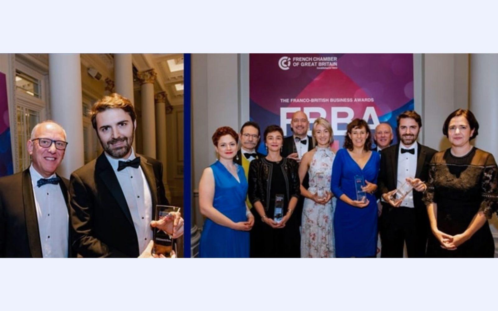 Gagnant du Prix PME 2018 !