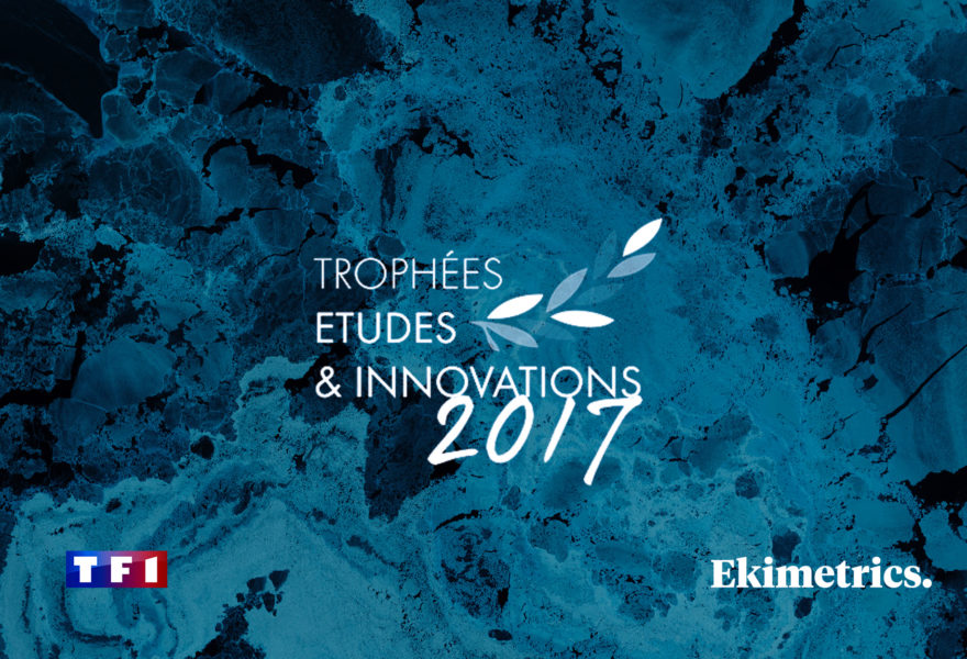 Ekimetrics et TF1 remportent le Trophée Or de l'innovation Data intelligence
