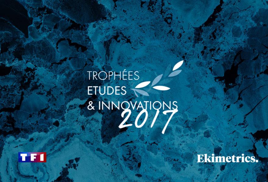 Ekimetrics et TF1 remportent le Trophée Or de l'innovation Data intelligence