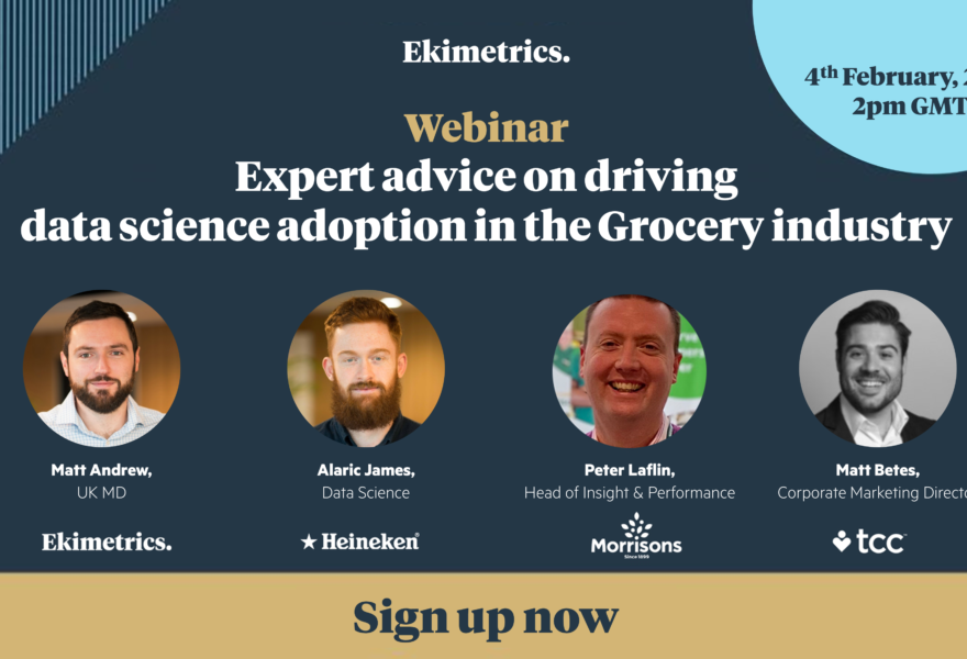 Powering the Evolution of Grocery