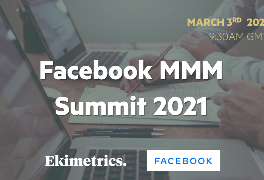 Facebook MMM Summit 2021