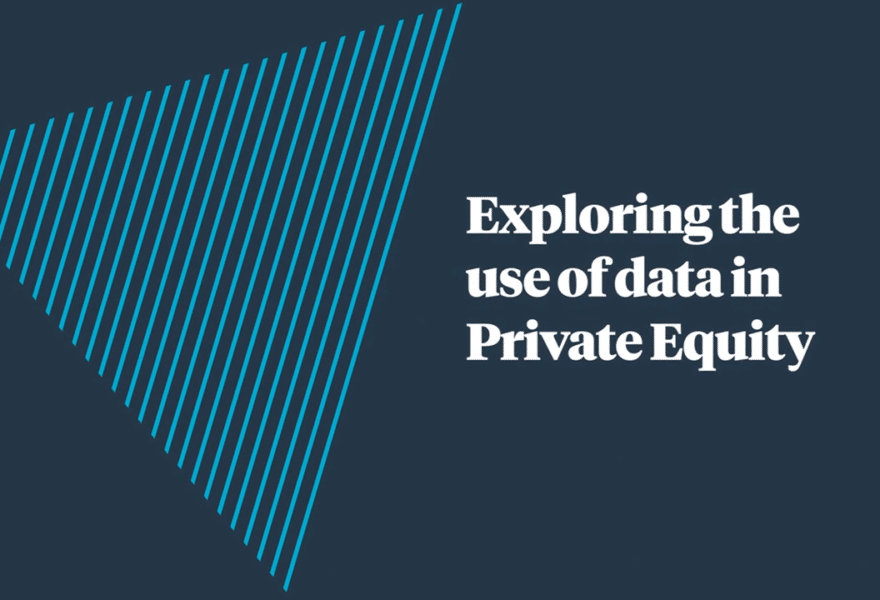 Exploring the use of data in Private Equity